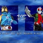 仮面ライダー3号公開開始